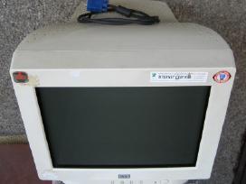 """Ctx Pr500f Crt monitorius 15""""colių, veikiantis - nuotraukos Nr. 2"""