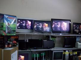 LCD televizoriu detalės