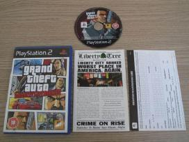 Grand Theft Auto: Liberty City Stories Ps2 - nuotraukos Nr. 2