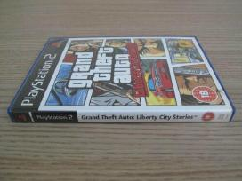 Grand Theft Auto: Liberty City Stories Ps2 - nuotraukos Nr. 4