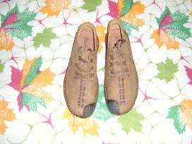 Nauji odiniai batai