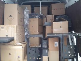 Krovinių pervežimo ir perkraustymo paslaugos - nuotraukos Nr. 2
