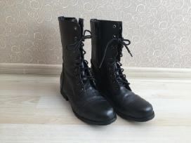 Juodi Zone batai, 37 dydis - nuotraukos Nr. 2