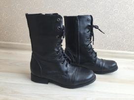 Juodi Zone batai, 37 dydis - nuotraukos Nr. 4