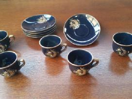 Porcelianinis kavos servizas