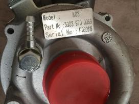 Nauja Audi A6 (C5) K03 turbina, Audi turbo