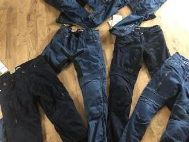Įvairių firmų tekstilinės moto kelnės, džinsai - nuotraukos Nr. 2