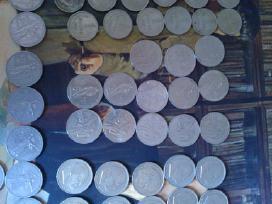 Rubliai metaliniai nuo 1961metu - nuotraukos Nr. 3
