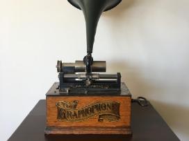 Antikvarinis Gramofonas